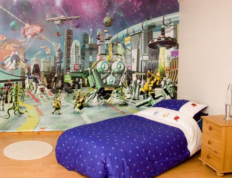Finden Sie Fototapeten günstig für Kinderzimmer
