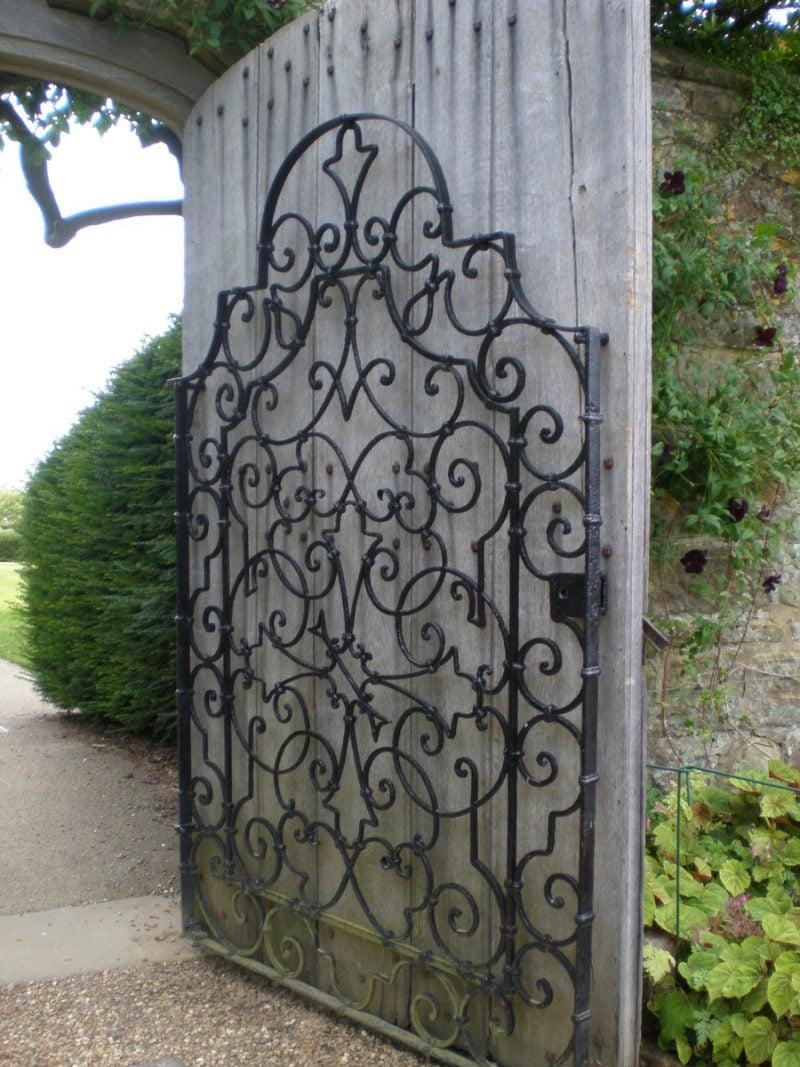 25 faszinierende Ausführungen von Gartentüren Fenster & Türen