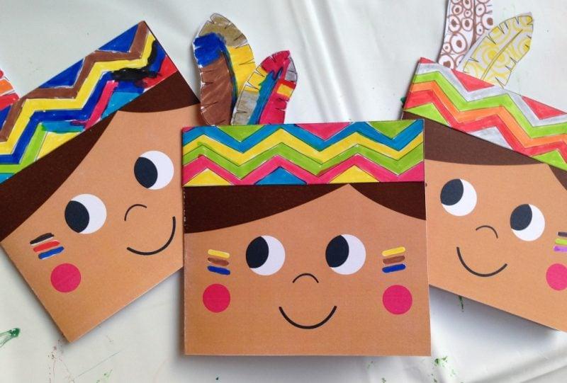 geburtstagskarten selbst gestalten für kleine kinder