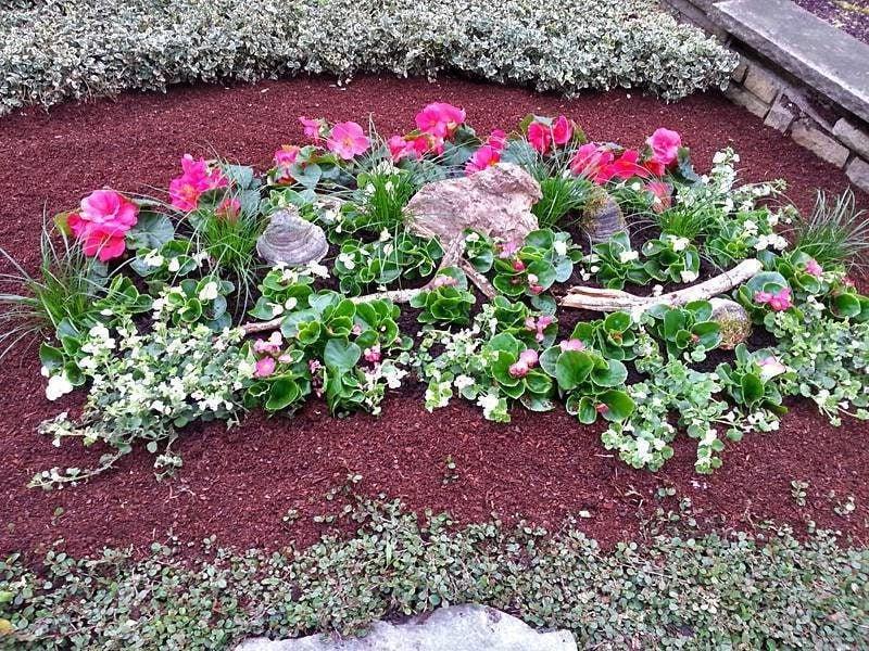 grabbepflanzung preis