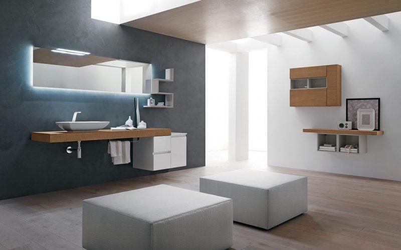 holz waschtischplatte ist eine moderne alternative mit beständigen eigenschaften
