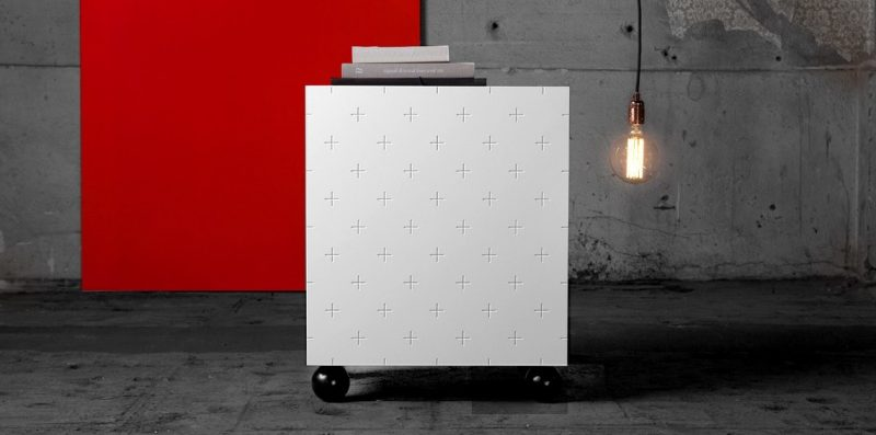 Ikea Besta Regal mit einzigartigen Fronten verkleiden