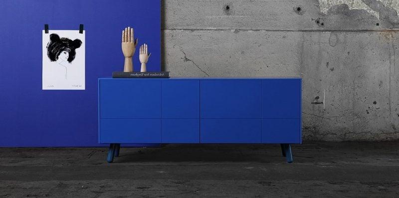 Können Sie erkennen dass das Ikea Besta Regal ist