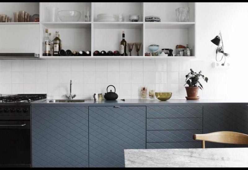 Ikea Besta Regal bringt Funktionalität in die Küche