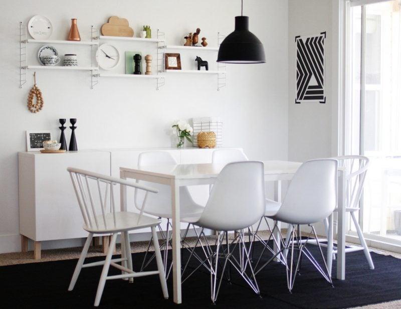 Ikea Besta Regal eignet sich für jedes Zimmer