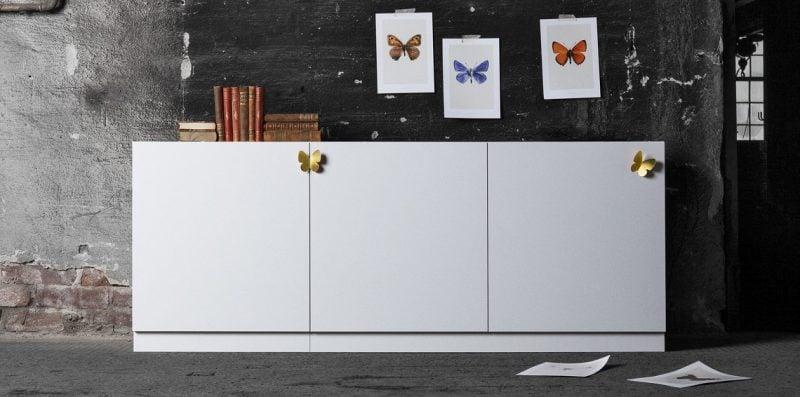 Pimp Ikea Besta Regal mit Dekorationen