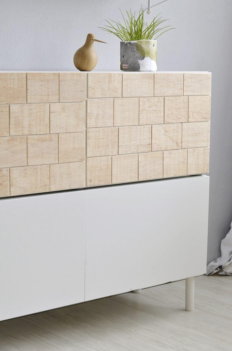 DIY Projekt für Ikea Besta Regal