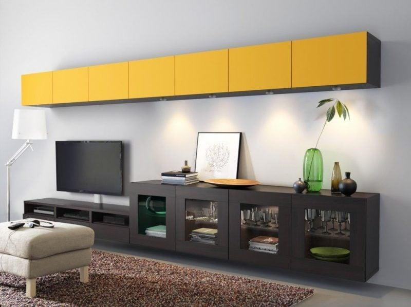 wahnsinn wie sie aus ihrem ikea besta regal designerm bel machen k nnen innendesign m bel. Black Bedroom Furniture Sets. Home Design Ideas