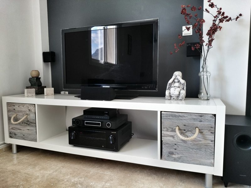 ikea sideboard selber machen wahnsinn was sie aus ihrem ikea besta regal machen k nnen. Black Bedroom Furniture Sets. Home Design Ideas