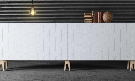 Ikea Besta Regal in Designermöbeln verwalten
