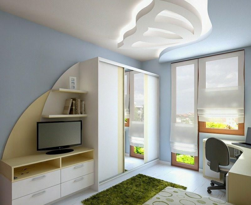 Jugendzimmer attraktive Beleuchtung indirekt