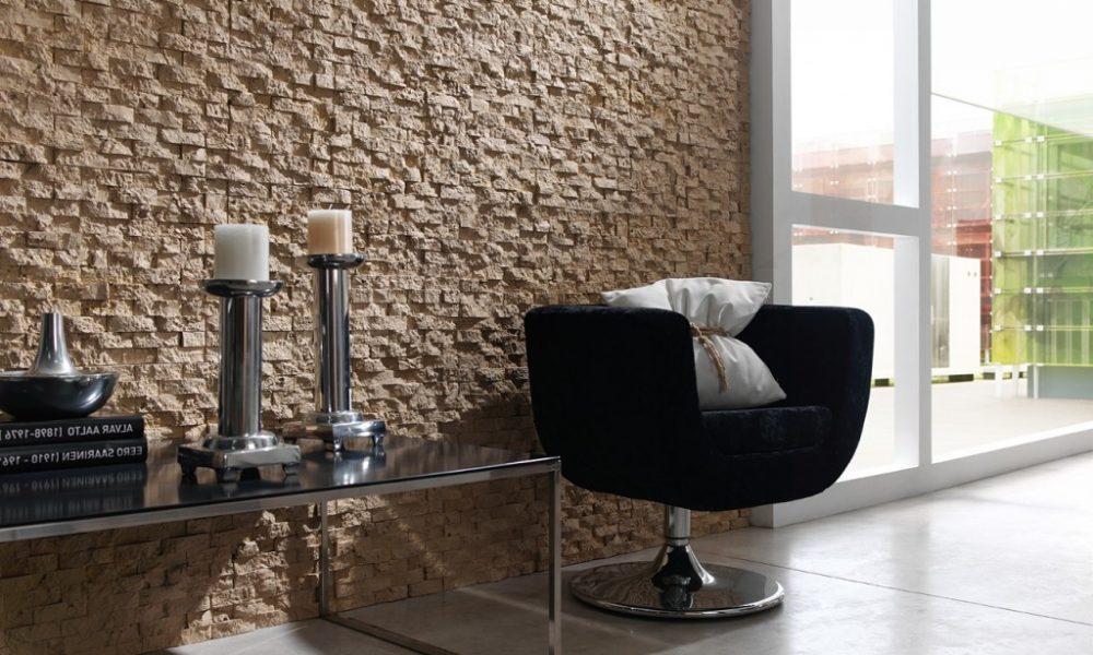 innen steinwand 22 elegante ideen zur gestaltung deko. Black Bedroom Furniture Sets. Home Design Ideas