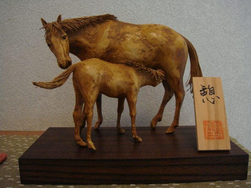 Japanische Sternzeichen: Handwerk Pferd