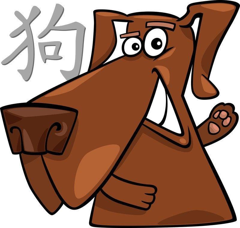 Japanische Sternzeichen: Bedeutung von Hund