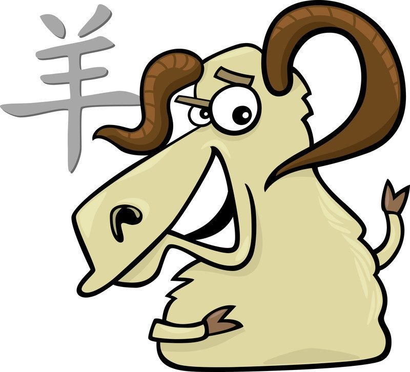 Japanische Sternzeichen: Bedeutung von Schaf