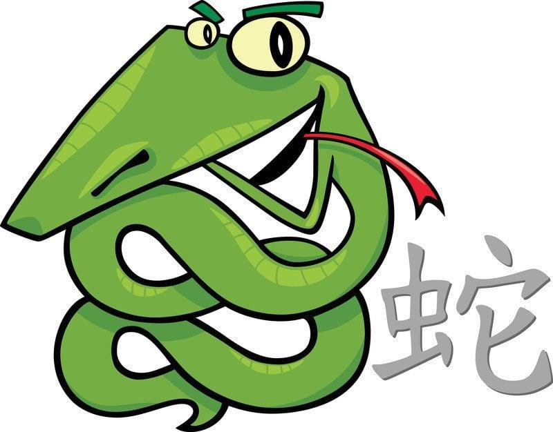Japanische Sternzeichen: Bedeutung von Schlange