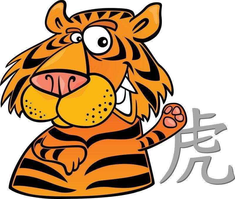Japanische Sternzeichen: Bedeutung von Tiger