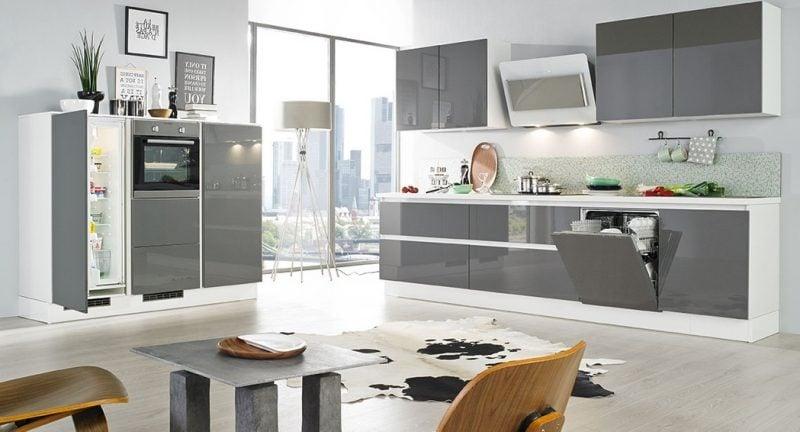 küchenfronten bekleben: 19 frische vorschläge für erneuerung