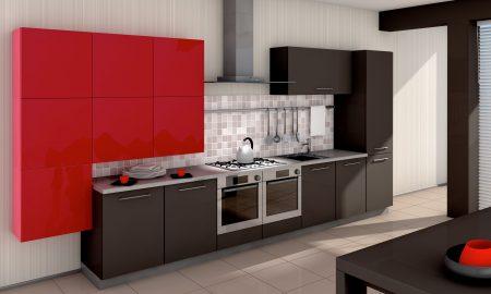 elegante kuchenfronten bekleben