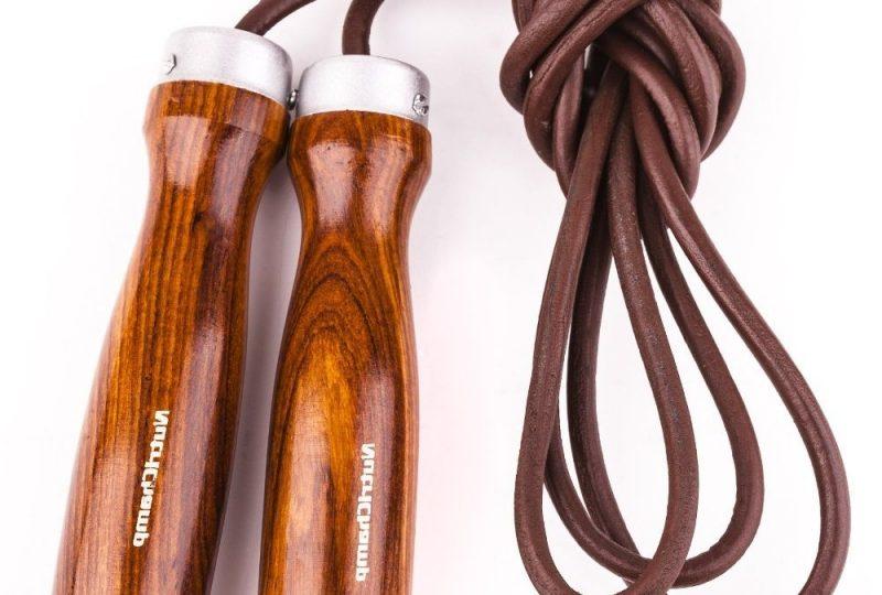 Kalorienverbrauch mit Seilspringen: Das Seilt für perfektes Training ist aus PVC