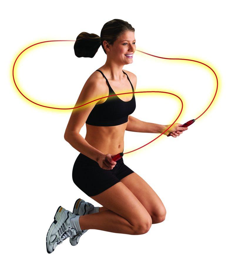 Kalorienverbrauch mit Seilspringen: Das richtige Form des Seils beim Springen