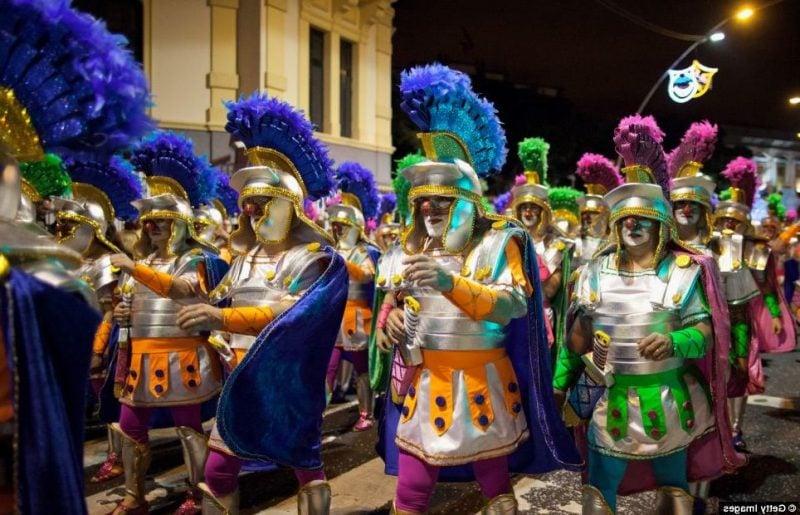 karneval gruppenkostüme ausgefallen