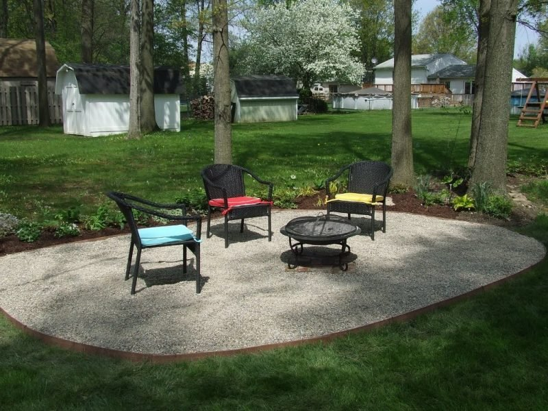 Bevor Sie Kiesgarten anlegen und mit Gräser bepflanzen