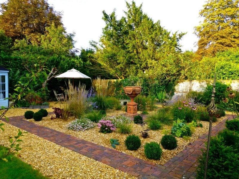 Kiesgarten anlegen: Bepflanzen