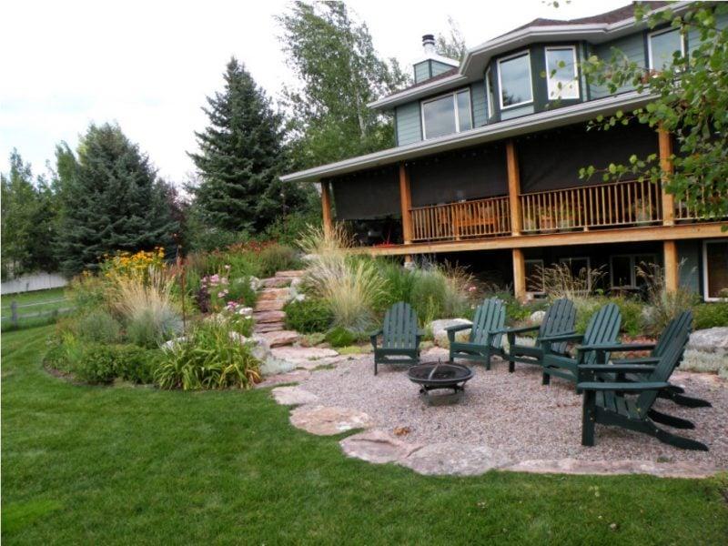 Kisgarten anlegen: Idealer Vorgarten ist mit Kies