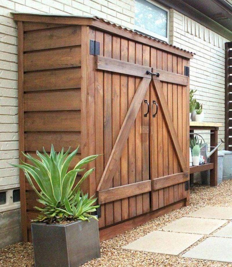 Kisgarten anlegen: Kies kombiniert man hervorragend mit Holz