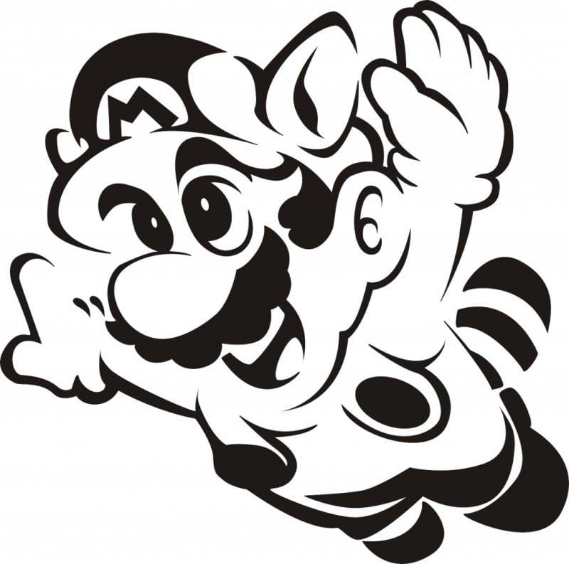 Kürbis Vorlagen Super Mario