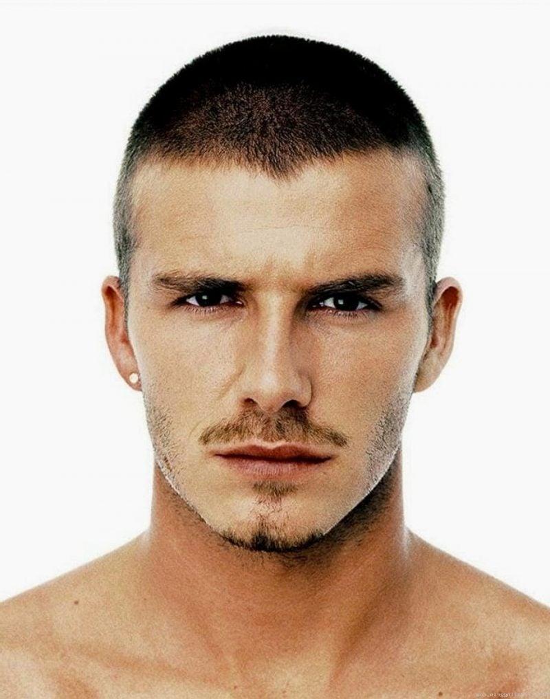 Männer Kurzhaarfrisuren 2015: Ganz kurze Haare