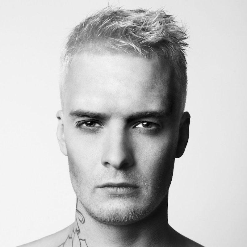 Männer Kurzhaarfrisuren 2015 : Bringen Sie Abwechslung mit Haarlack