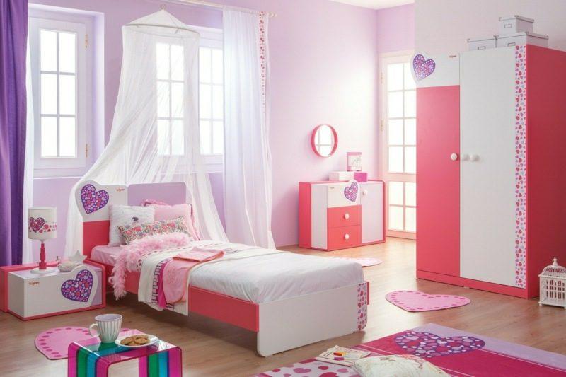 Kinderbett mitwachsend Mädchen