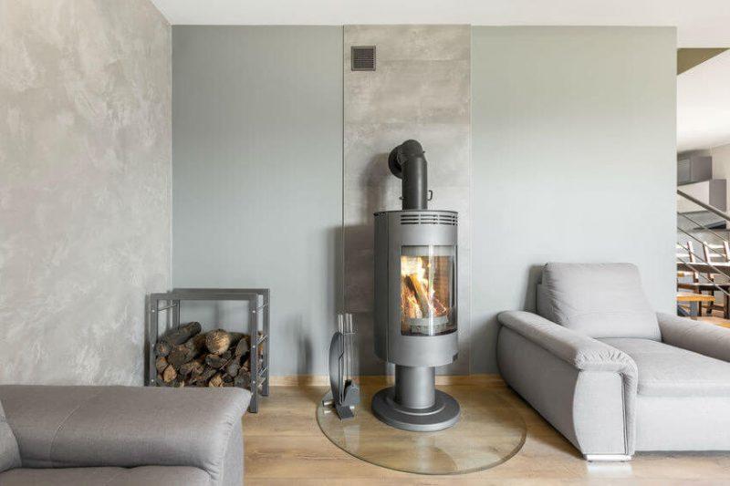Moderne Kaminöfen sind umweltfreundlich