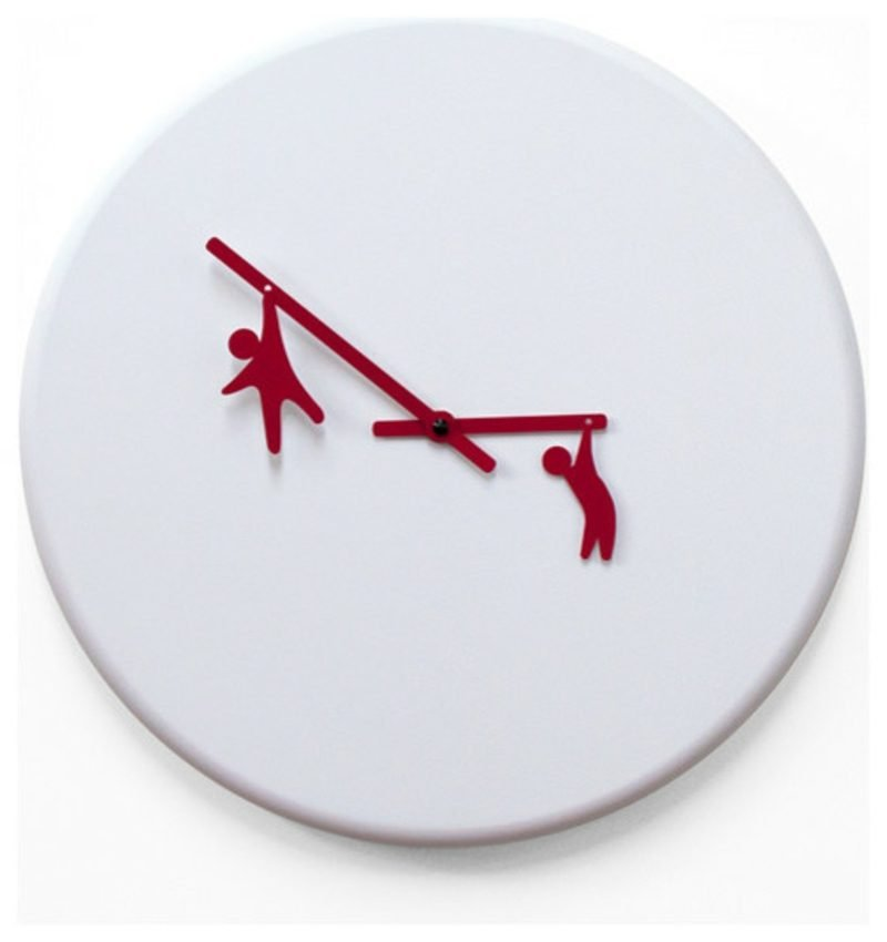 moderne wanduhren contemporary wall clocks