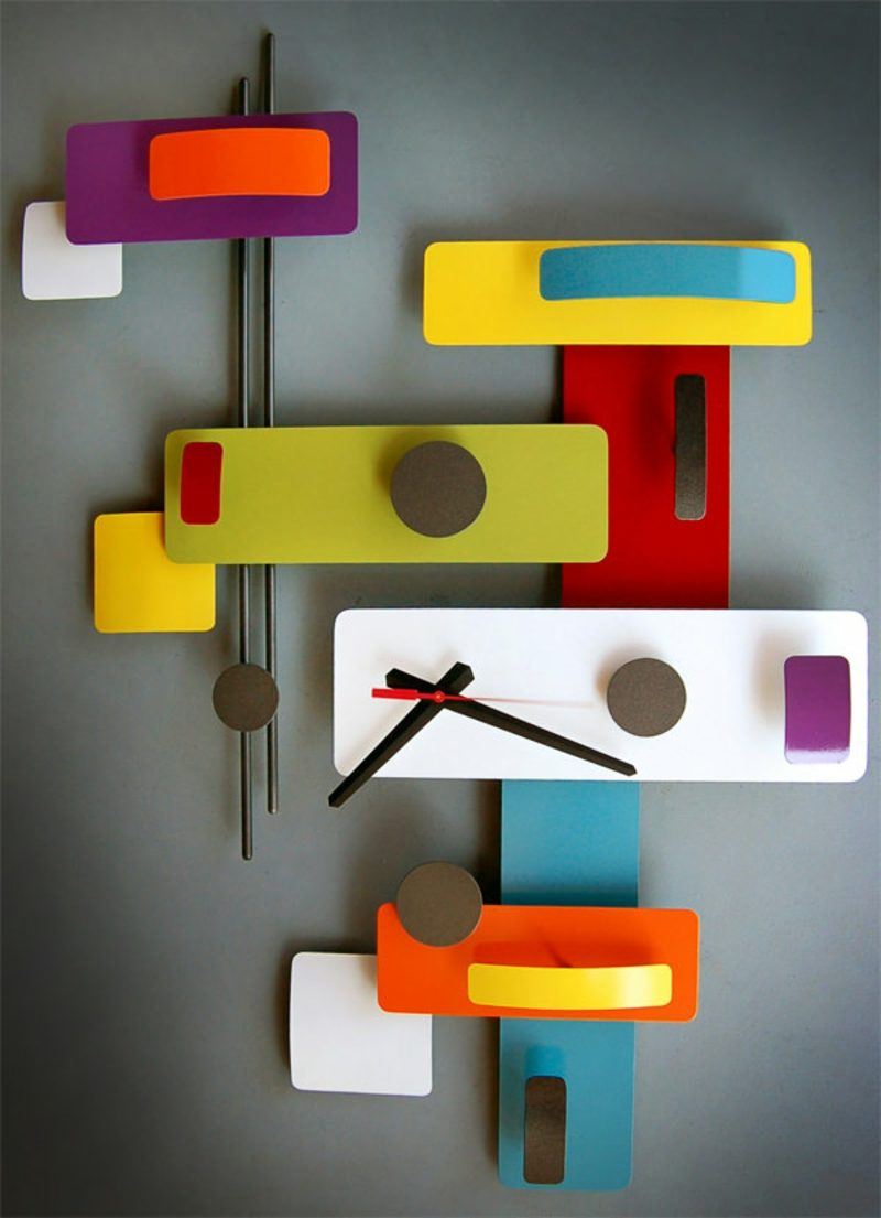 moderne wanduhren creative wall clocks designs
