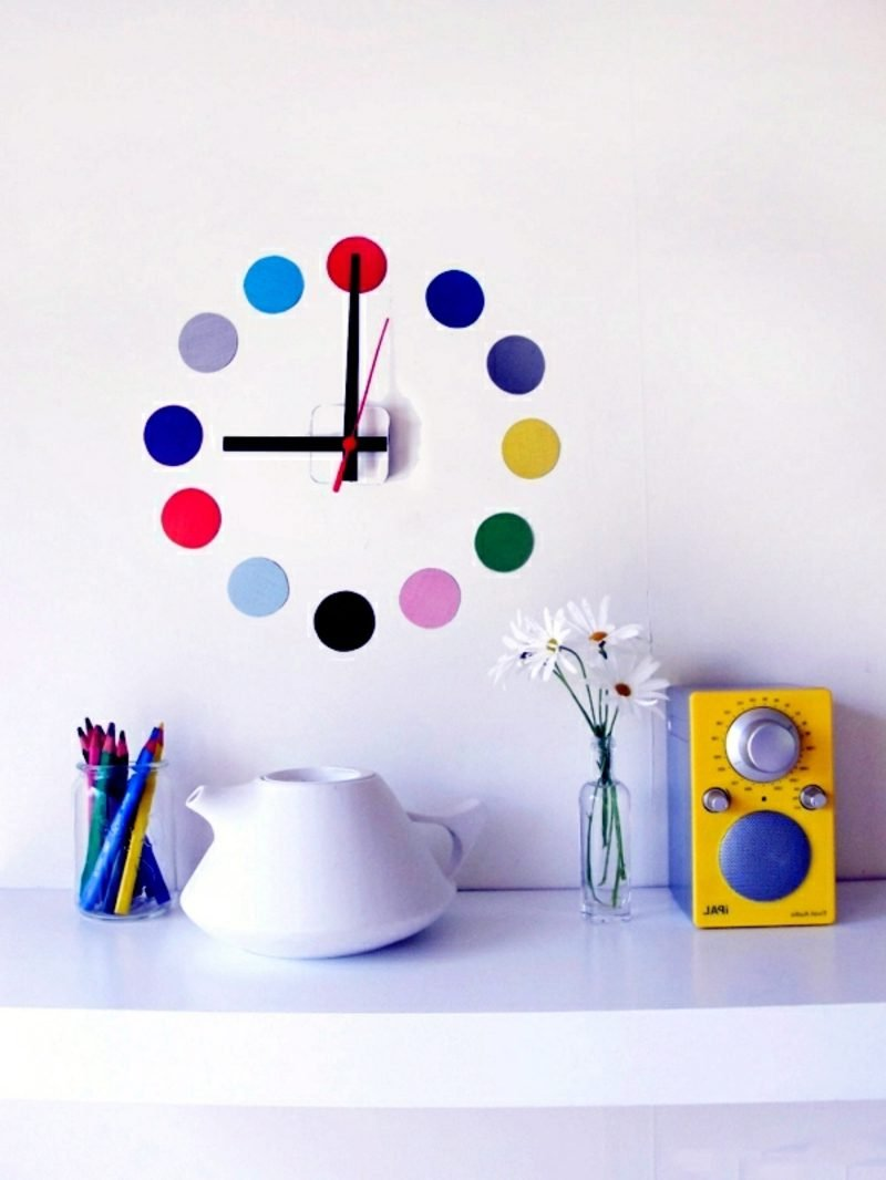 moderne wanduhren wall clock design