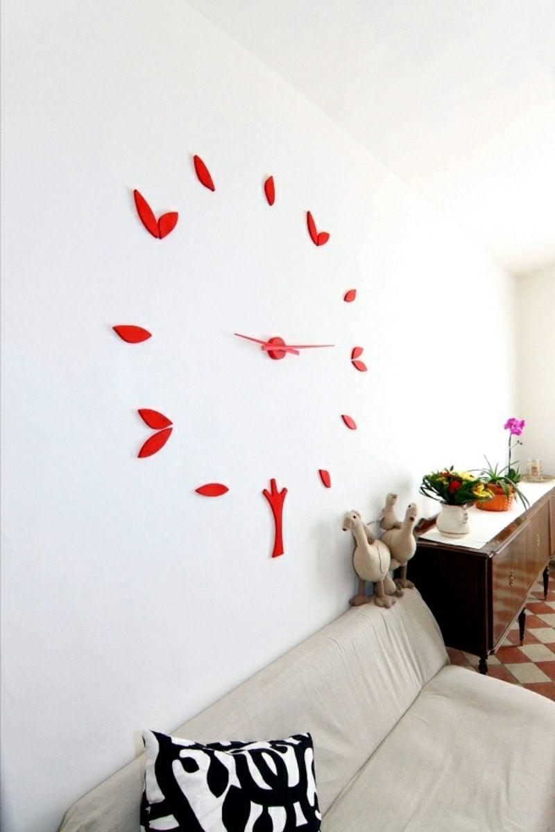 moderne wanduhren wall clock