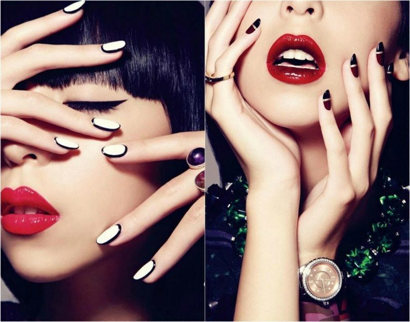Nageldesign Winter 2016
