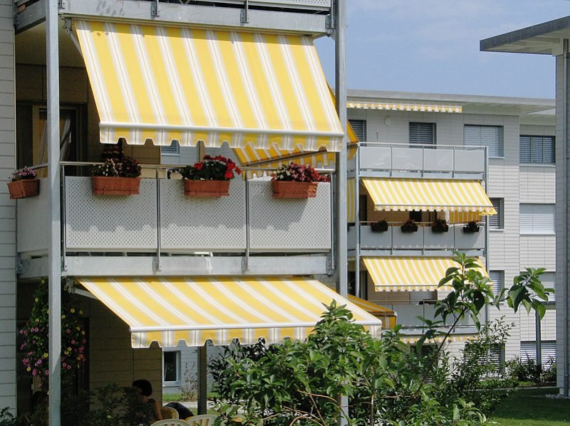 Balkonmarkisen