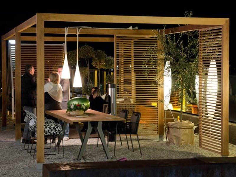 pavillon selber bauen angenehm