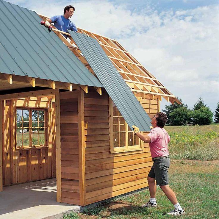 pavillon selber bauen anleitung 25 elegante. Black Bedroom Furniture Sets. Home Design Ideas
