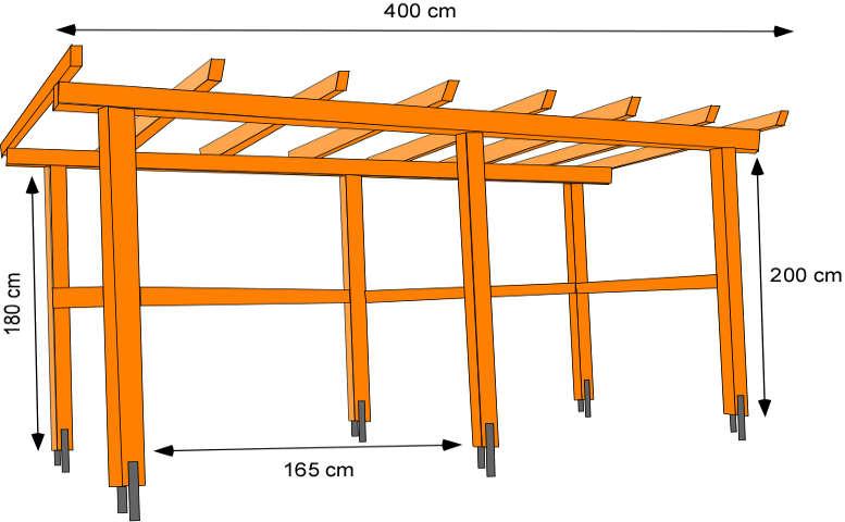 pavillon selber bauen anleitung 25 elegante