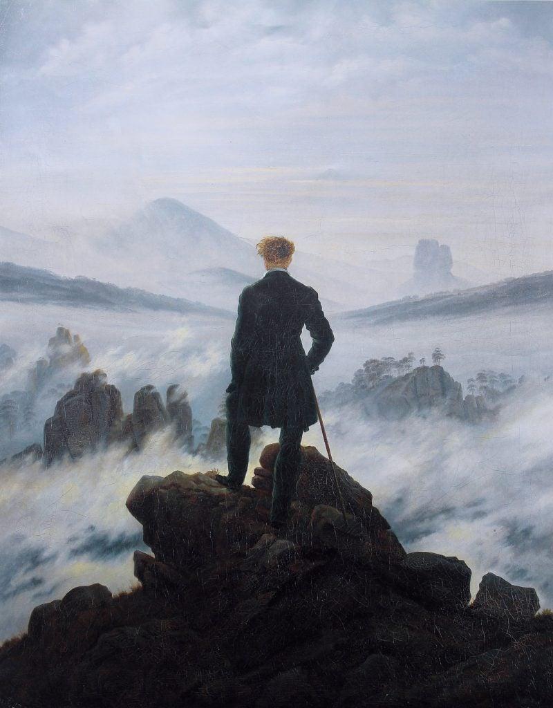 romantik kunst deutsch