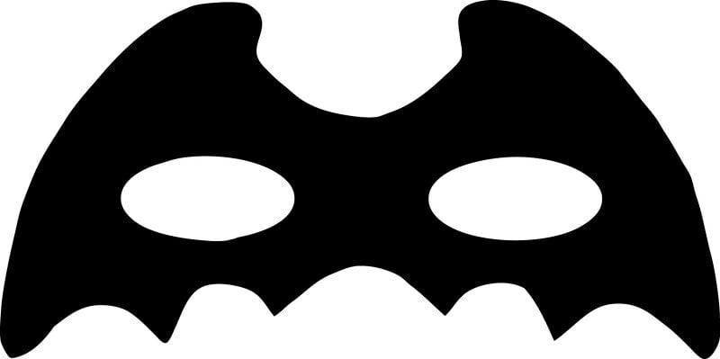 Schablonen zum Ausdrucken können Sie aus Stoff oder Karton ausschneiden