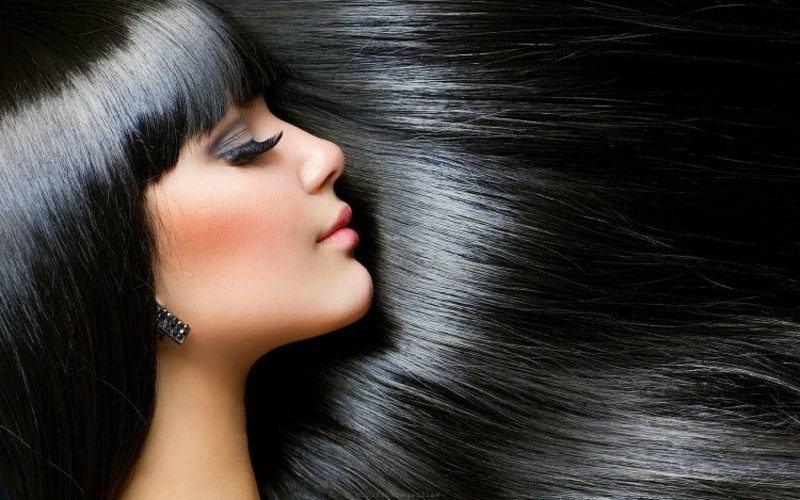 Haare färben Schwarz Mondkalender