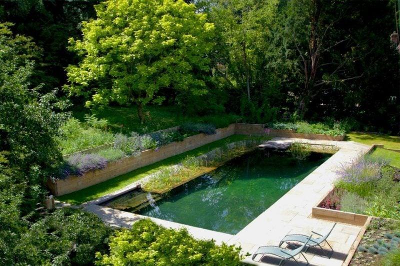 schwimmteich selber bauen 13 m rchenhafte gestaltungsideen garten pooldesign zenideen. Black Bedroom Furniture Sets. Home Design Ideas