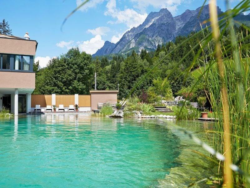 Schwimmteich selber bauen schwimmteich selber bauen 13 m for Gartenpool test 2016