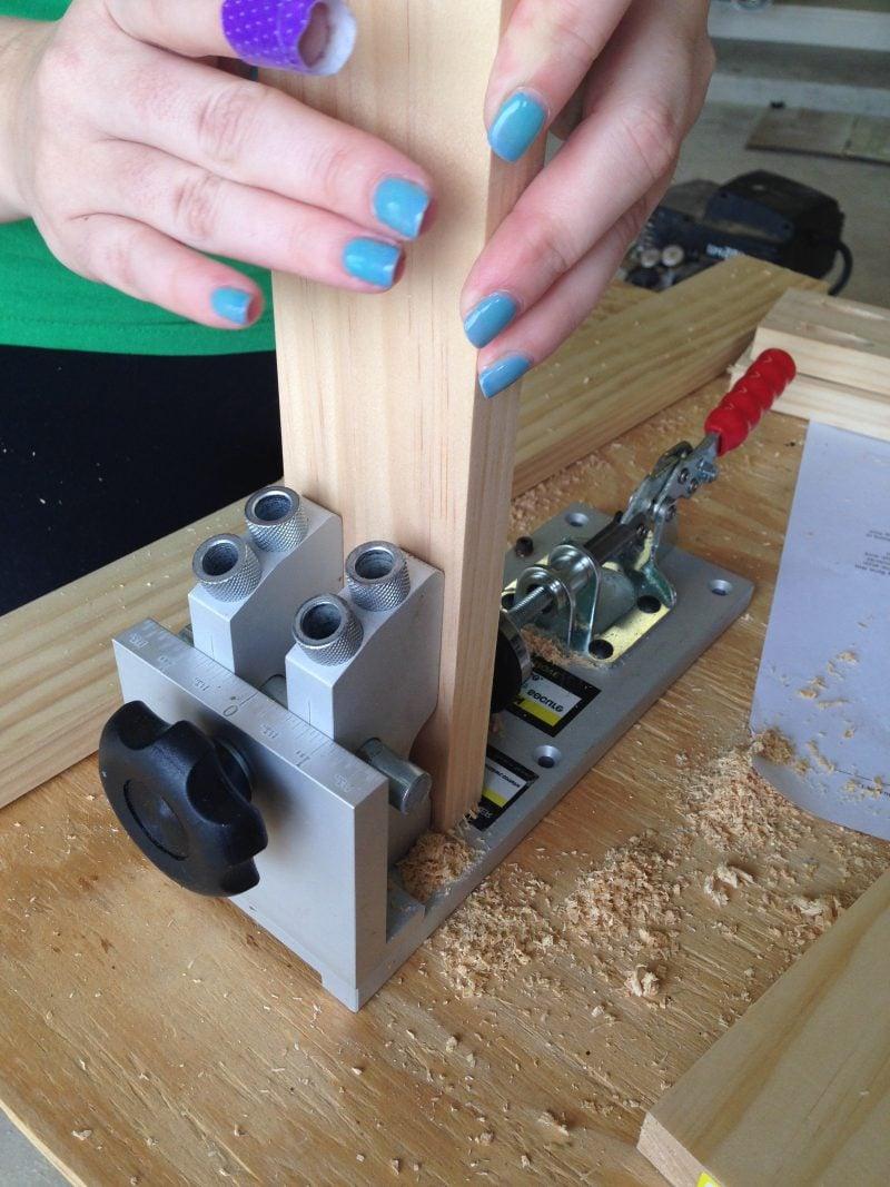 Sideboard selber bauen: Anleitung Schritt 1
